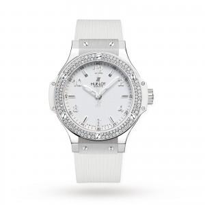 Hublot Big Bang Steel White Diamonds 361.SE.2010.RW.1104 38mm