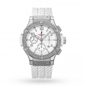 Hublot Big Bang Steel White Diamonds 342.SE.230.RW.114 41mm