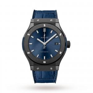 Hublot Classic Fusion Ceramic Blue 511.CM.7170.LR 45mm