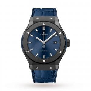 Hublot Classic Fusion Ceramic Blue 542.CM.7170.LR 42mm