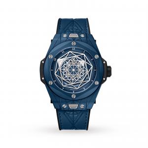 Hublot Big Bang Unico Sang Bleu Ceramic Blue Automatic 45mm