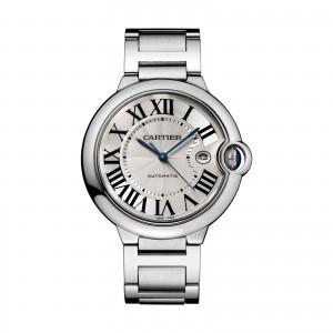 Ballon Bleu de Cartier watch 42 mm steel