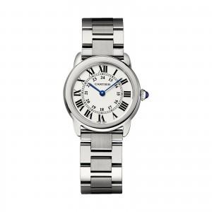 Ronde Solo de Cartier watch 29 mm steel