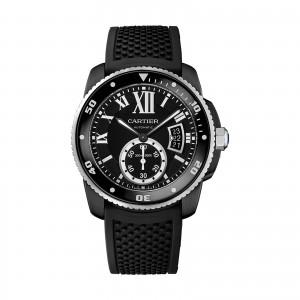 Calibre de Cartier Diver 42mm Mens Watch WSCA0006