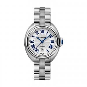 Clé de Cartier watch 31 mm steel