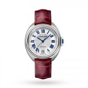 Clé de Cartier watch 35 mm steel