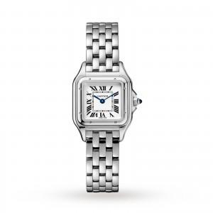 Panthère de Cartier watch small model Small model steel