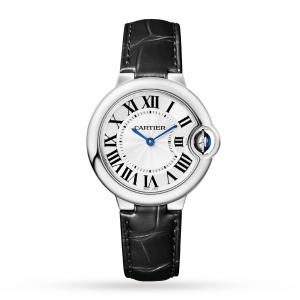 Ballon Bleu de Cartier watch 33mm steel