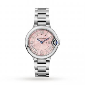 Ballon Bleu de Cartier watch 33 mm steel