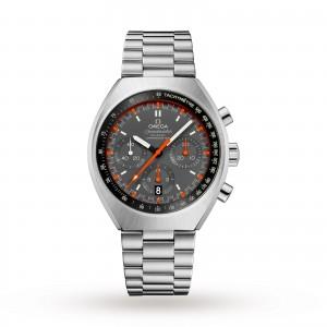 Omega Speedmaster Moonwatch Mark II Co-Axial 42.4mm Mens Watch O32710435006001