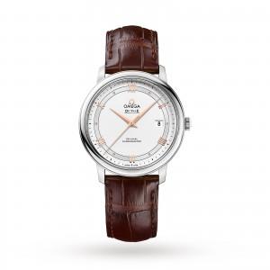 Omega De Ville Prestige Co-Axial 39.5mm Mens Watch O42413402002002