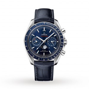 Omega Speedmaster Moonwatch Co-Axial Moonphase 44.25mm Mens Watch O30433445203001