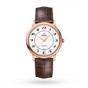 Omega De Ville Prestige Co-Axial 50th Anniversary 39.5mm Mens Watch O42453402004004