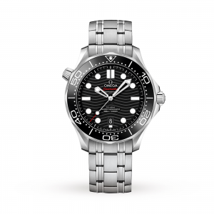 Omega Seamaster Diver 300m Co-Axial 42mm Mens Watch O21030422001001