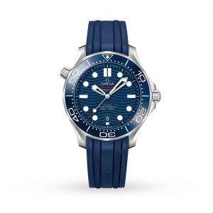 Omega Seamaster Diver 300m Co-Axial 42mm Mens Watch O21032422003001