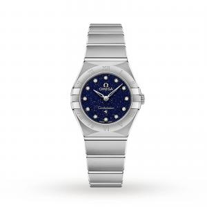 Omega Constellation 25mm Ladies Watch O13110256053001