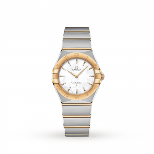 Omega Constellation Manhattan 28mm Ladies Watch O13120286005002
