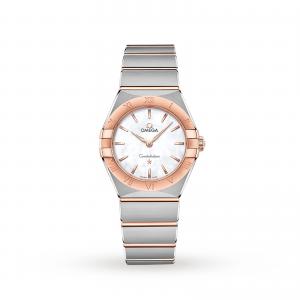 Omega Constellation Manhattan 28mm Ladies Watch O13120286005001