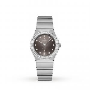 Omega Constellation Manhattan 28mm Ladies Watch O13115286056001