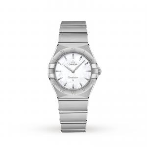 Omega Constellation Manhattan 28mm Ladies Watch O13110286005001