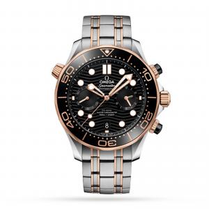 Omega Seamaster Diver 300 Co-Axial Master Chronometer 41mm O21020445101001