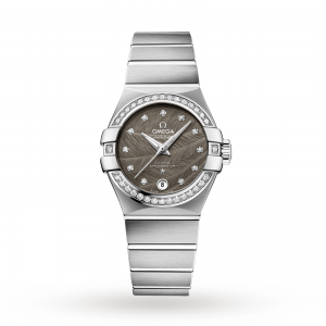 Omega Constellation 27mm Ladies Watch O12315272056001
