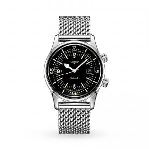 Longines Legend Diver Heritage 42mm Mens Watch L37744506
