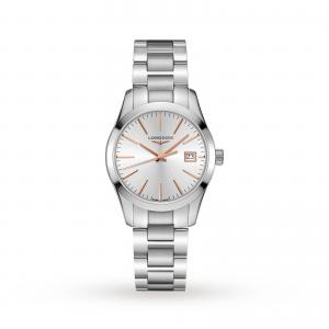 Longines Conquest Classic 34mm Ladies Watch L23864726