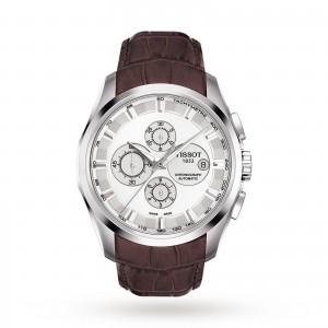 Tissot Couturier 43mm Mens Watch T0356271603100