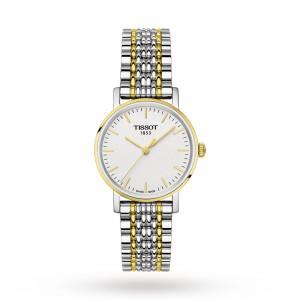 Tissot T-Trend 30mm Ladies Watch T1092102203100
