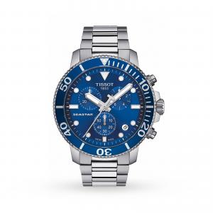 Tissot Seastar 1000 45mm Mens Watch T1204171104100