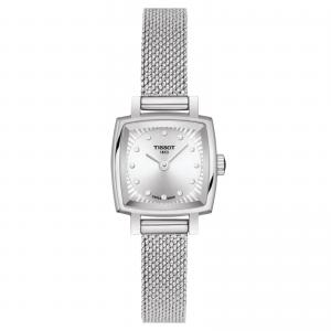 Tissot T-Trend 20mm Ladies Watch T0581091103600