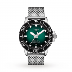 Tissot T-Sport Seastar 43mm Mens Watch Exclusive T1204071109100