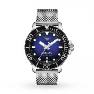 Tissot T-Sport Seastar 43mm Mens Watch Exclusive T1204071104102