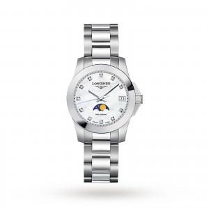 Longines Conquest 29.5mm Ladies Watch L33804876