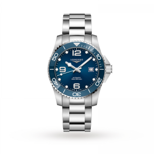 Longines Hydro Conquest Mens Watch L37814966