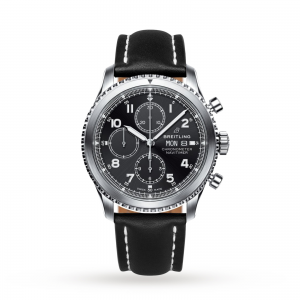 Breitling Aviator 8 Chronograph 43 A13314101B1X1
