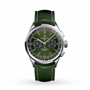 Breitling Watch Premier B01 Chronograph 42 AB0118A11L1X1
