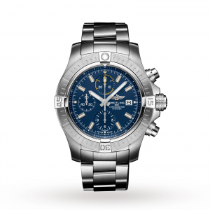 Breitling Avenger 45 Stainless Steel A13317101C1A1