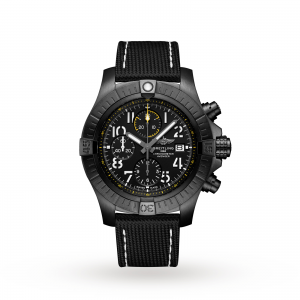 Breitling Avenger Chronograph 45 Night Mission V13317101B1X2