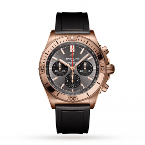 Breitling Chronomat 42mm Mens Watch RB0134101B1S1