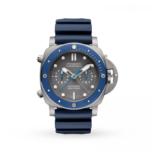 Panerai Submersible Chrono Guillaume Nery Edition 47mm PAM00982