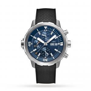 IWC Aquatimer 'Jacques-Yves Cousteau' 44mm Mens Watch  IW376805