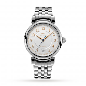 IWC Da Vinci 36mm Ladies Watch IW458307