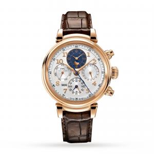 IWC Da Vinci Perpetual Calendar 43mm Mens Watch IW392101
