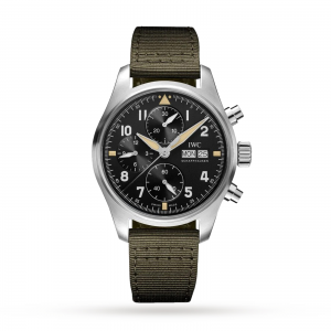 IWC Pilot's Spitfire 41mm Mens Watch IW387901