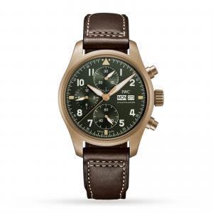 IWC Pilot's Spitfire 41mm Mens Watch IW387902