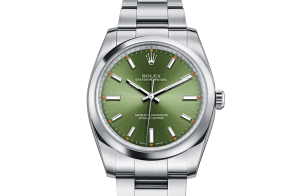 Rolex Oyster Perpetual Oyster 34 mm Oystersteel 114200-0021