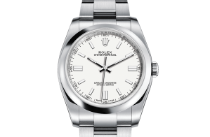 Rolex Oyster Perpetual Oyster 36 mm Oystersteel 116000-0012