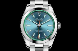 Rolex Milgauss Oyster 40 mm Oystersteel 116400gv-0002